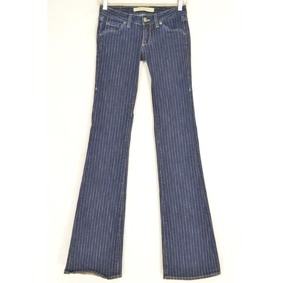 Agave Denim - Agave-Nectar-jeans-24-x-35-Sexy-Flare-dark-stripe